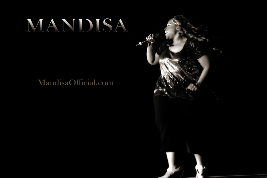 Designed cover & Photo for Mandisa